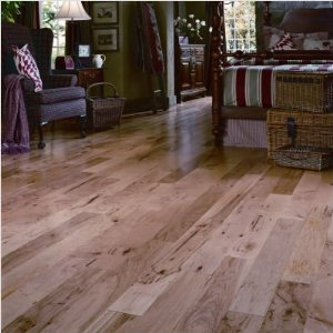 "Mountain Hickory Rustic 5"" Engineered Hickory"