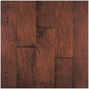 Harris Tarkett Hardwood Floor. Crossroads Distress