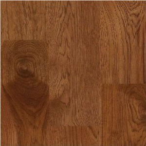 "Hickory 5"" Solid Hardwood in Gunstock"