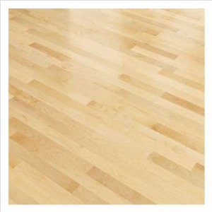 "Shaw Maple 3.25"" Solid Hardwood in Cinnamon"