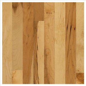 "Shaw Maple 5"" Solid Hardwood in Casual Natural"