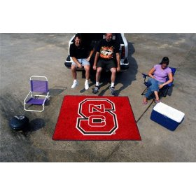 Floor Mat -North Carolina State Wolfpack NCAA