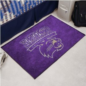 Floor Mat -Western Carolina Catamounts NCAA