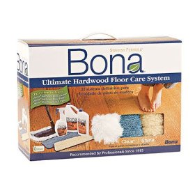 Bona Ultimate Hardwood Floor Care System