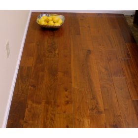 Solid Prefinished Hardwood Wood Floor Flooring