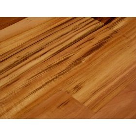 Tigerwood Brazilian Koa Solid Prefinished Hardwood