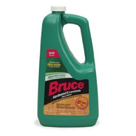 Hardwood/Laminate Floor Cleaner Refill-Bruce 64oz