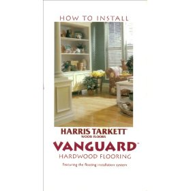 How to Install Harris Tarkett Vanguard Hardwood