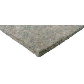 Durable 100% Recycled Felt Rug Pad for Hardwood