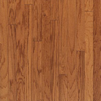 Award American Traditions 2-Strip Classic Prefinished Butterscotch Oak